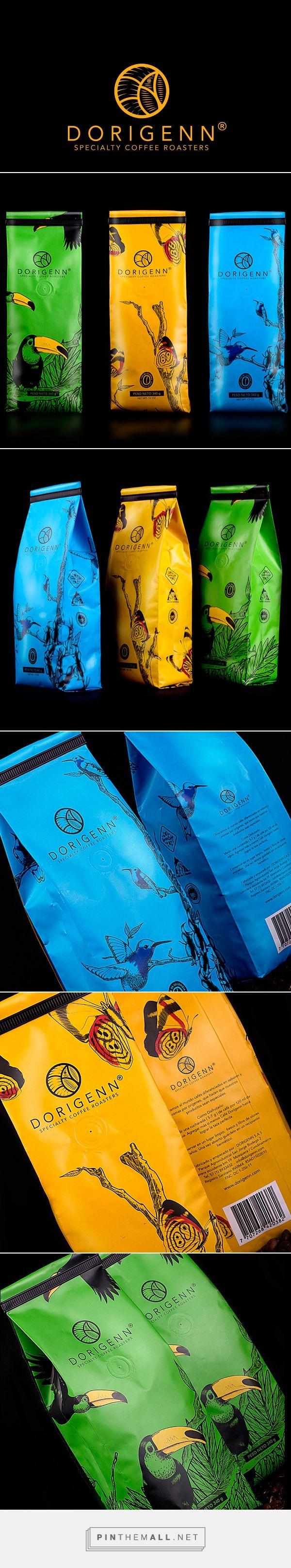 Dorigenn Coffee Packaging David Espinosa IDS   Fivestar Branding Agency – Design and Branding Agency & Curated Inspiration Gallery