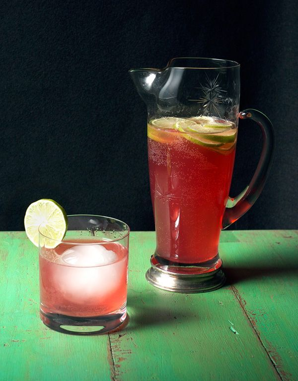 Hibiscus, Coolers and Tequila on Pinterest