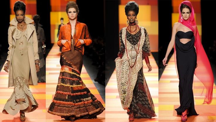 Jean Paul Gaultier - Paris Haute Couture Spring Summer 2013