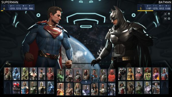 Injustice 2 Hack Online How To Get Unlimited Free Gems Credits Gear Material And Sim Tickets For Android And Ios Injust Injustice Injustice 2 Generation