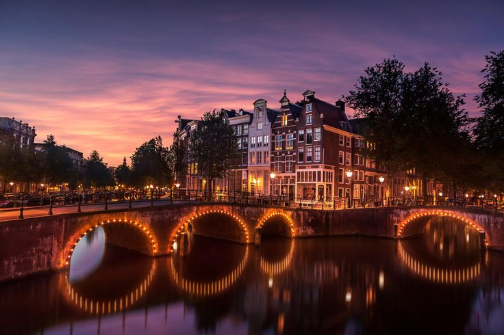 Photograph Houses of Amsterdam by Thomas Kuipers on 500px