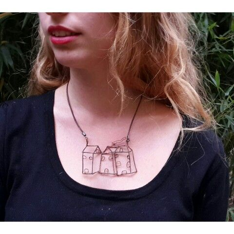 #copper #woman #vscocam #vsco #finearts #jewery #elyapimi #illustration #taki #tasarim #yesiltaki #handmade #house #sketch #hilalkosovali