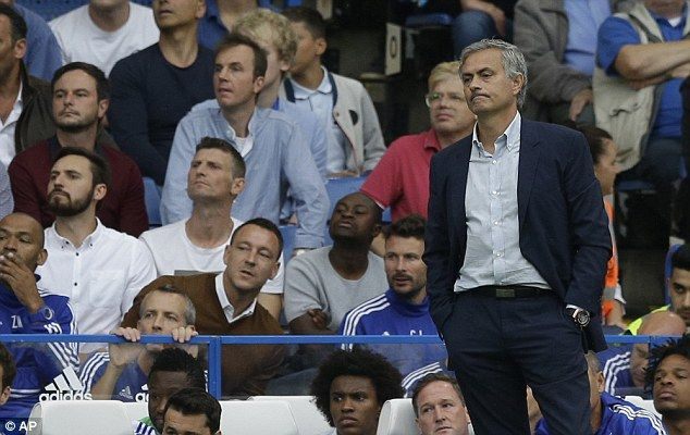 Jose Mourinho lets rip: Manager insists Chelsea must not panic buy despite interest in Paul Pogba and Aymen Abdennour...