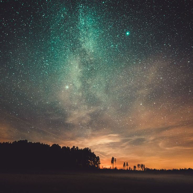 Mikko Lagerstedt, a self-taught photographer based in Kareva, Finland, takes stunning night-time photos that will inspire you to pick up your camera as well. Whether he shoots the land or the sky, his photos are all inspiring and beautiful.