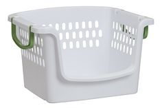 Open Stackable Laundry Baskets | Catalog List New - Starplast