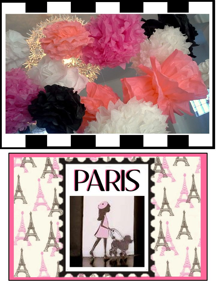 "Details of a ""Diva in Paris"" theme party Read more: http://eraumavez-osonhoperfeito.blogspot.pt/2013/12/sneak-peak.html"