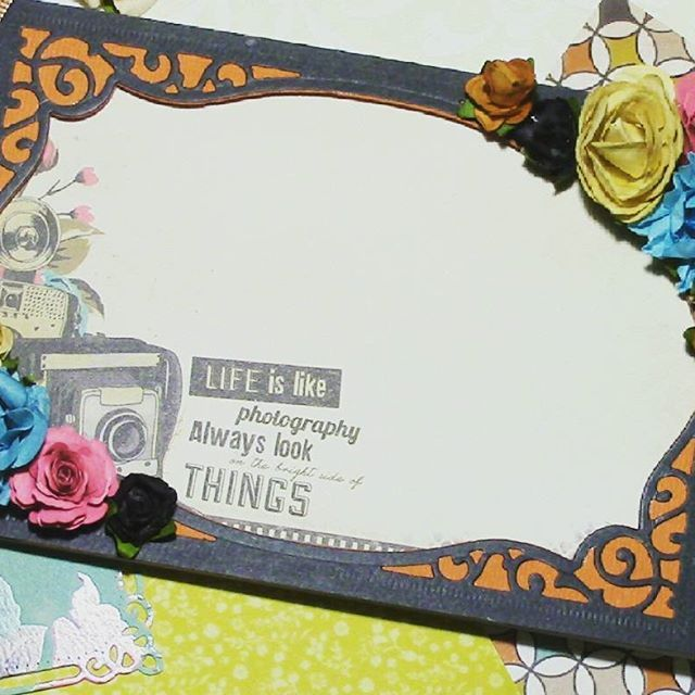 This is another Behind The Scenes of one of the Super Deluxe Mother's Day cards! This one has an antique vintage feel to it. mothersday handmadecards paperflowers floral roses blackroses