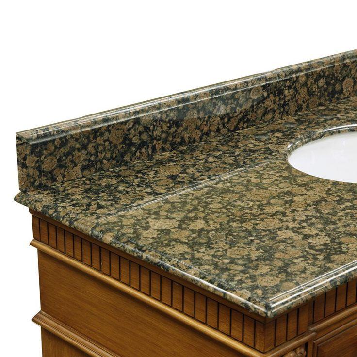 Bellaterra Home 31W in. Granite Backsplash - 603215-32BB-BACKSPLASH