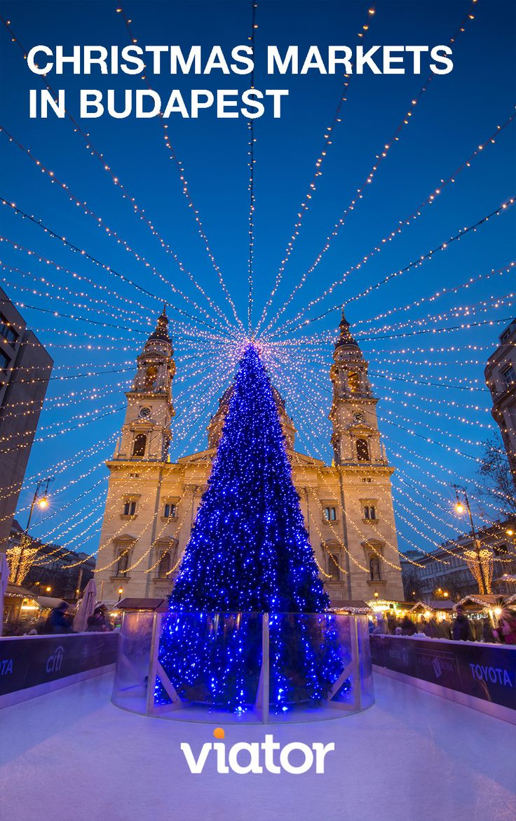Budapest celebrates Christmas in style, with several markets opening in mid-November and staying in business until after New Year. Check out the best of Budapest Christmas markets here!