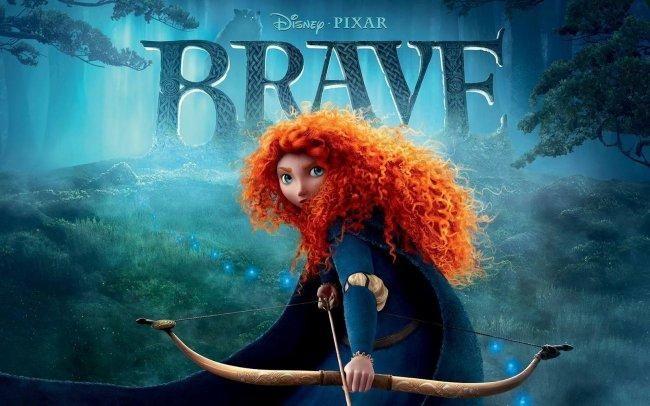 Títol: Brave Autor: Disney Pixar