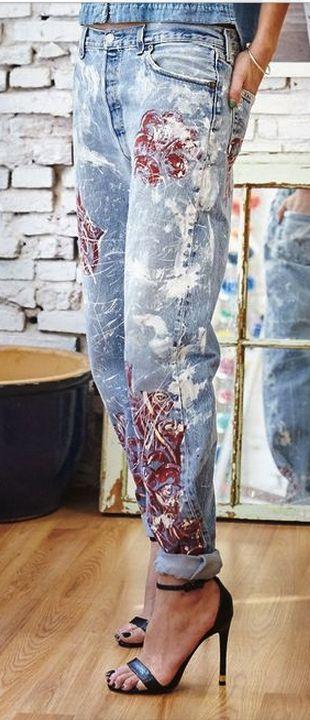 Rialto Project Jeans. Love.