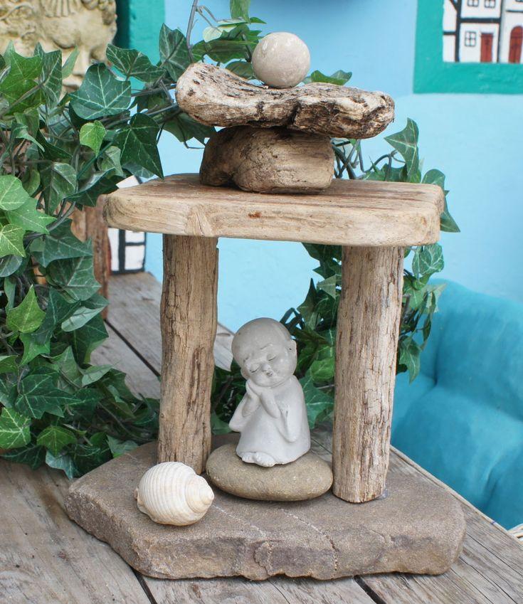 DIY mit Treibholz, DIY mit Schwemmholz, Basteln mit Holz,
