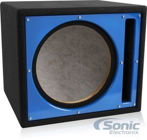 how to make a subwoofer box sound better
