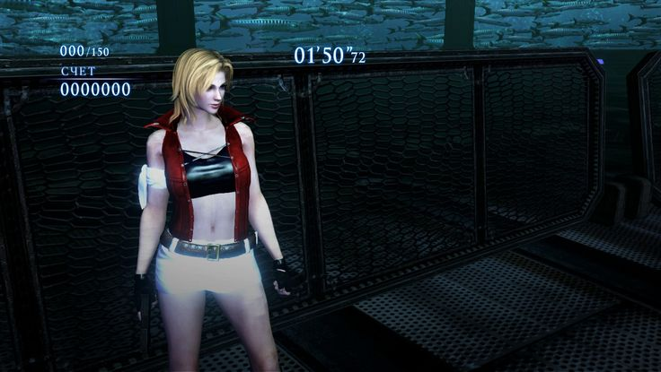 Tina (Dead Or Alive 5) Updated. |
