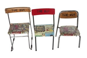 Mama Lally - Our Chairs