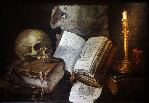 Vanitas (Date unknown)... - Jennifer's Books