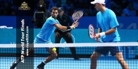 Agen Bola - Pasangan ganda putra Jean-Julien Rojer dan Horia Tecau menutup musim 2015 dengan prestasi gemilang menjuarai turnamen tenis final musim ATP World Tour Finals 2015 partai ganda putra setelah  menundukkan pasangan Rohan Bopanna dan Florin Mergea.