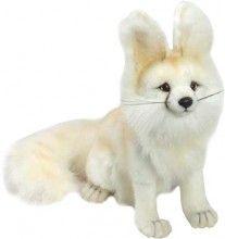 Desert Fox Plush Toy Hansa Creations   www.minizoo.com.au