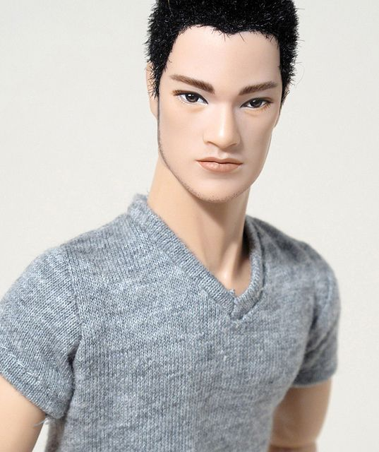 Dakeo by Peewee Parker, via Flickr - Fashion Royalty Doll