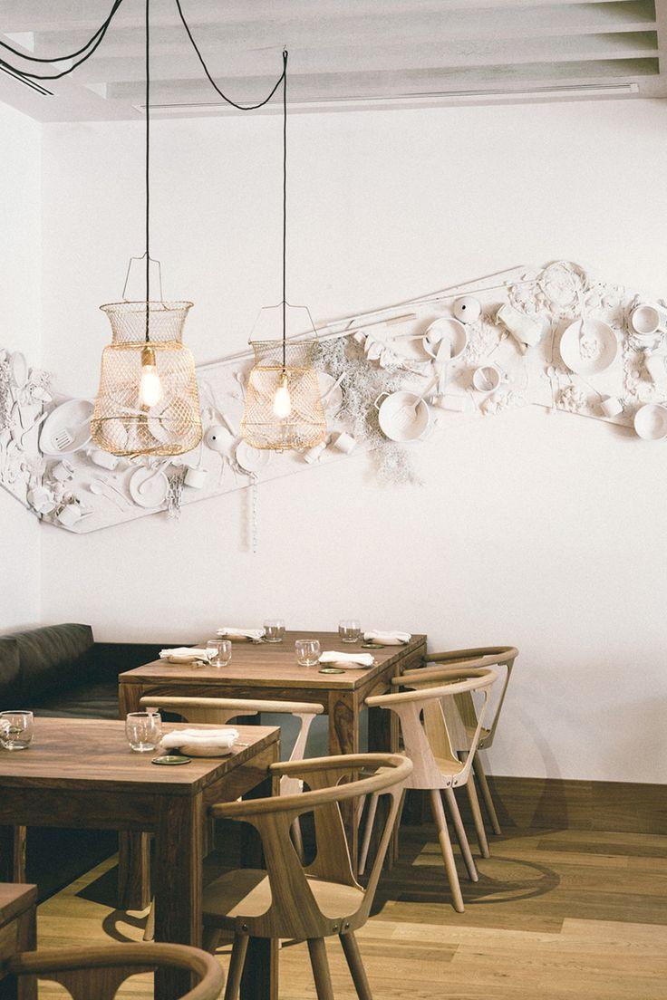 The Table by', un restaurante 'pop up' con lo mejor del gastro nacional en Madrid por cortos periodos de tiempo.