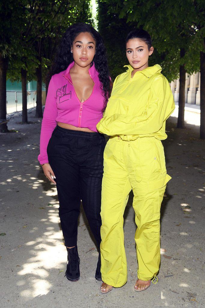 b491db17491 Kylie Jenner Photos Photos - Louis Vuitton  Front Row - Paris Fashion Week  - Menswear