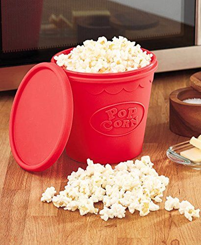 Check this  Top 10 Best Microwave Popcorn Makers in 2016 Reviews