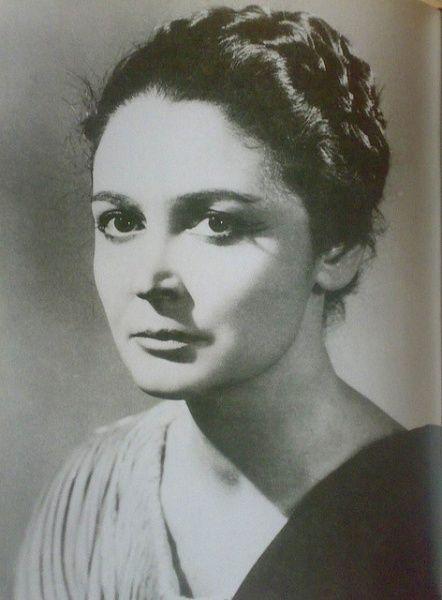 Άννα Συνοδινού ( 1927-2016)