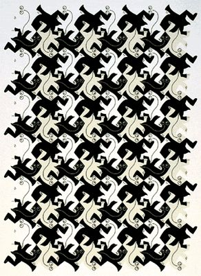 397 best images about Patterns on Pinterest Mc escher