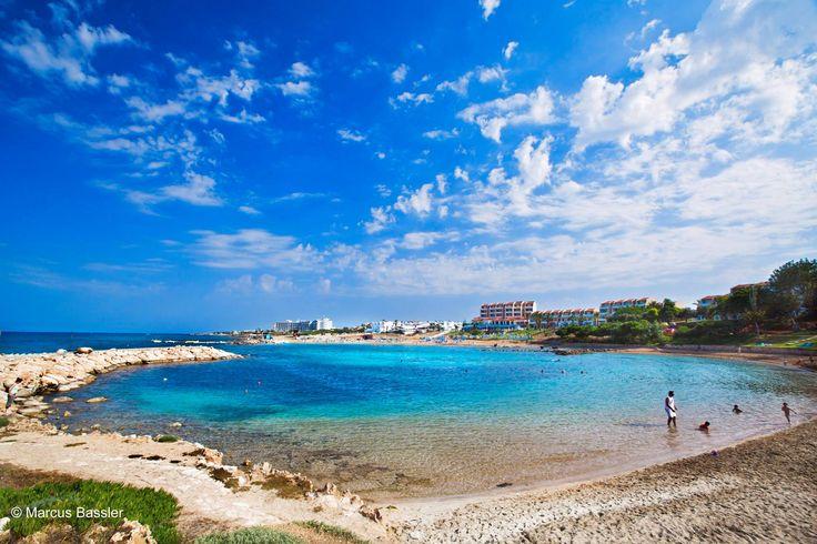 Cyprus Protaras Kalamies Beach