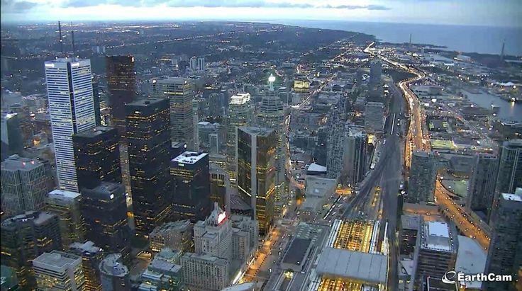 Toronto, Canada. Good morning
