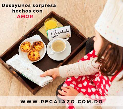 Los más tiernos detalles y deliciosos desayunos para sorprender los encuentras en un solo lugar… Visita nuestra página http://regalazazo.com.do/ Tenemos el detalle que necesitas para hacer que esos momentos especiales, sean inolvidables…   Teléfono: 8093751682 Email : ventas@regalazazo.com.do Whatsapp : 8293776644 REPÚBLICA DOMINICANA  #Felizdíadelpadre #Santodomingo #Republicadominicana #Desayunosorpresa #Regalosorpresa #Comercioelectrónico #Ecommerce #TiendaOnline #Familia #Parejas #Amigos