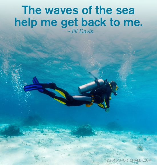 Sea Travel Quotes: 25+ Best Diving Quotes On Pinterest