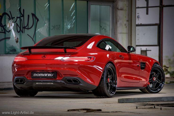 Domanig voorziet Mercedes AMG GT S van 620Pk en 332 km/h