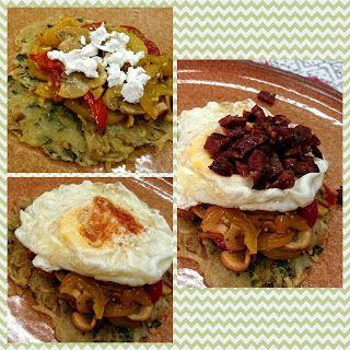 Potato, Potash Rosti www.ycccookinsogood.blogspot.com by:Awaken your Inner Gourmet Goddess...