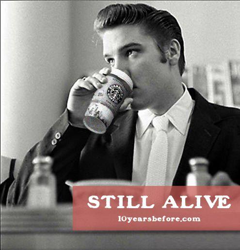 Elvis Presley Still Alive