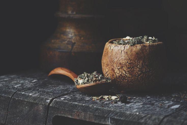 Fireside Loose Leaf Herbal Tisane | nourish the heart + relax body + mind | Spiritwoods Botanicals
