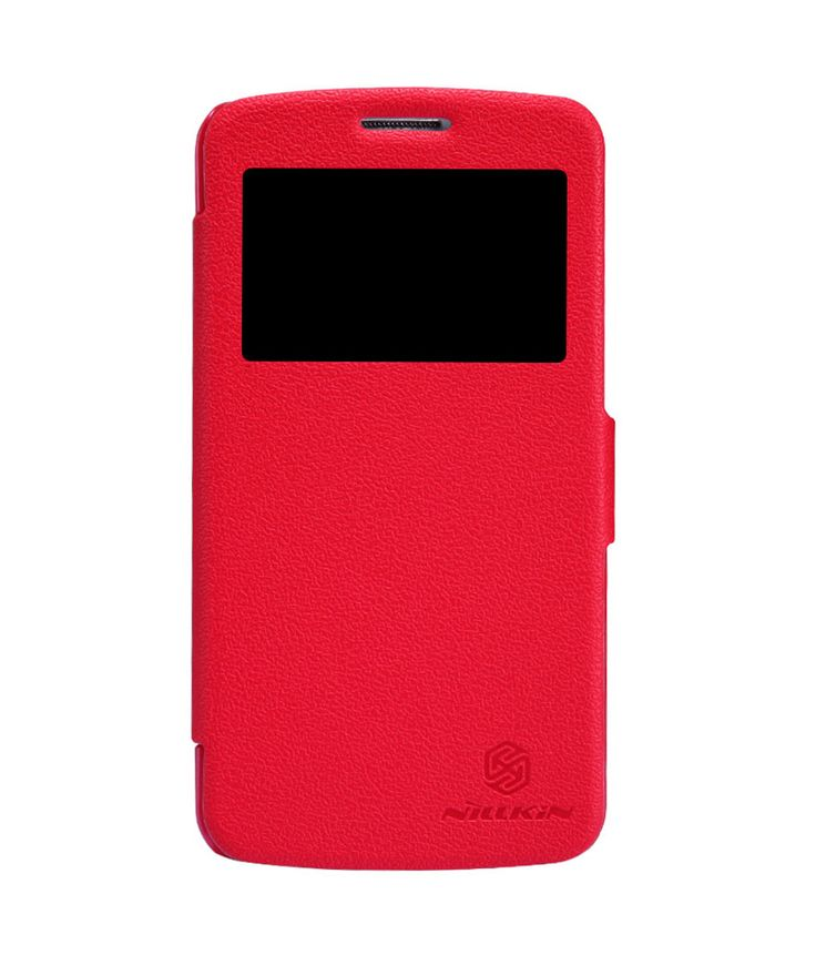 Nillkin Flip Cover For Samsung Galaxy Grand 2 - Red, http://www.snapdeal.com/product/nillkin-flip-cover-for-samsung/2096665611