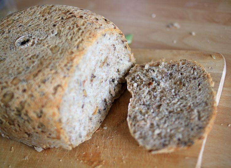 chlieb domaca pekaren recept