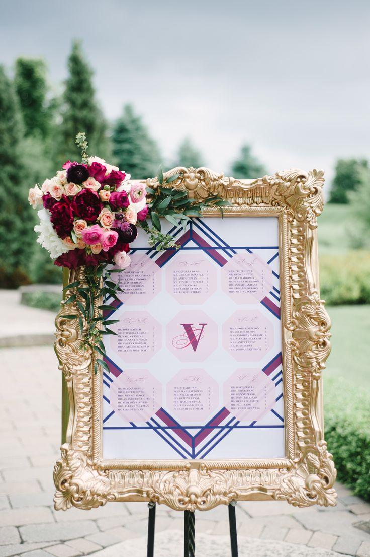 Frame & Florals by Lemon Truffle Designs Stationery: Nadiya V Design Photography: Strokes Photo