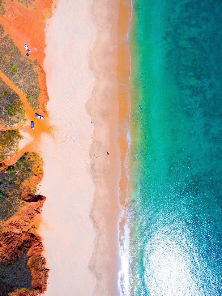 """Colors of the Kimberley Region,"" Broome, Western Australia"