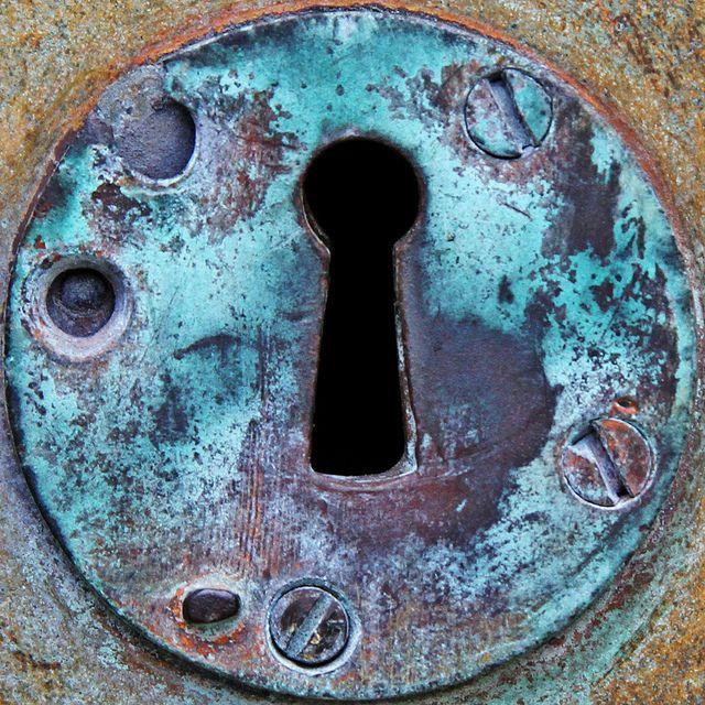 lock by Leo Reynolds, via Flickr