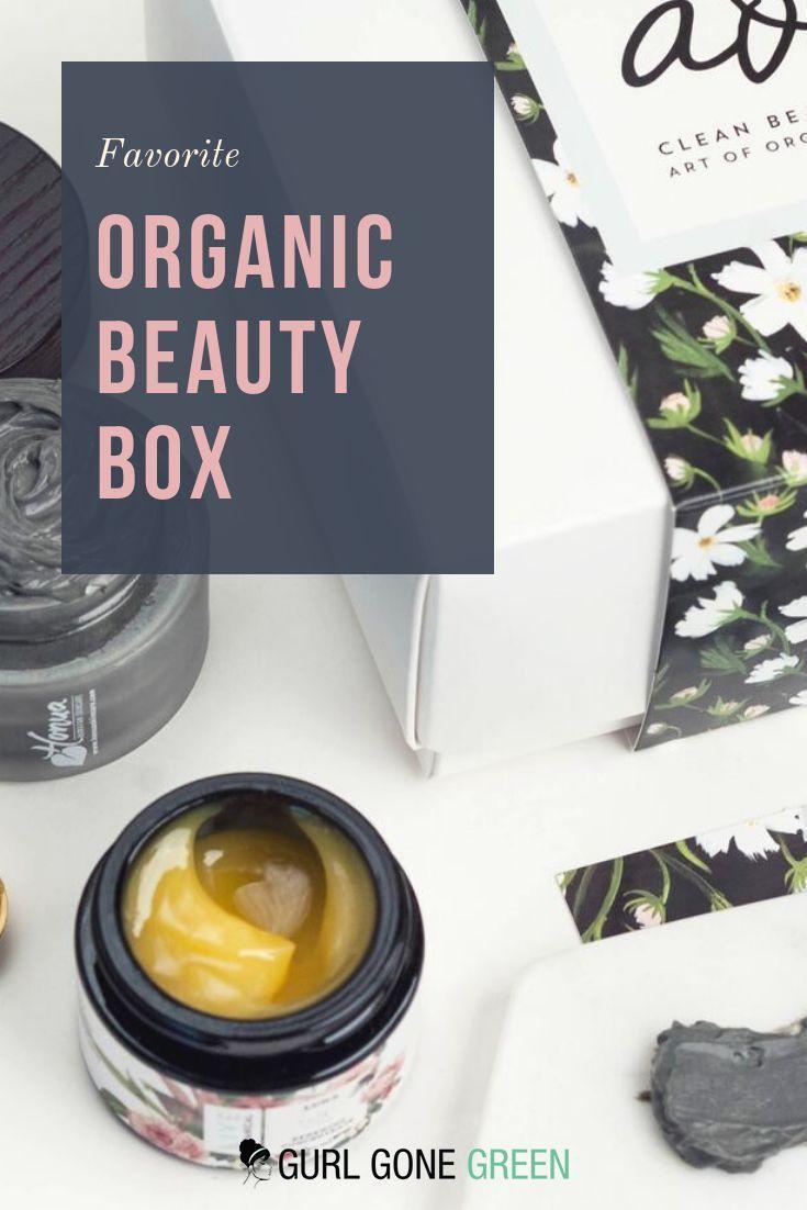 Art Of Organics October Box Reset Organic Beauty Beauty Box
