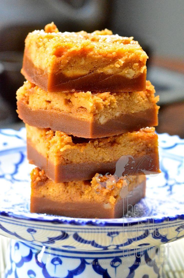 Thai iced tea & Thai tea brownie recipes