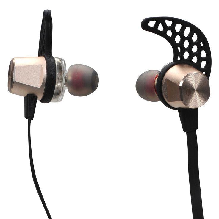 TRAKK METAL EARBUDS | Wireless Bluetooth In-Ear Headphones