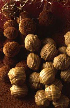 Cappuccino-Kugeln: http://kochen.gofeminin.de/rezepte/rezept_cappuccino-kugeln-mit-kakao-und-guss_340300.aspx
