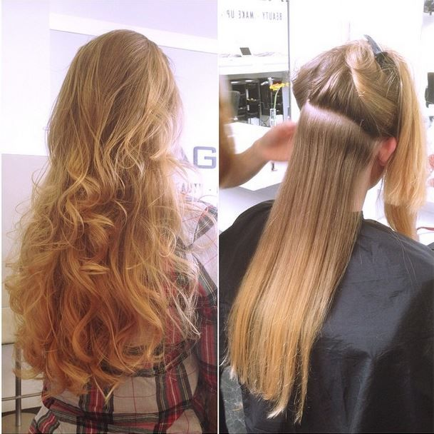 leichter Ombre-Look made by Lisa // Hair&Beauty Hagemann Friseur Bonn