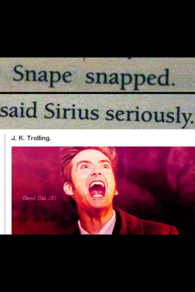 """I love how the picture of 10 is from the episode and almost exact moment as when he screams """"Expelliarmus!""""."""