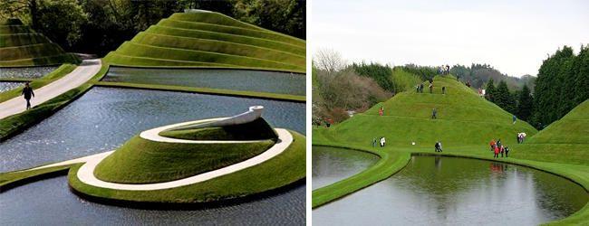 Jardin de la spéculation cosmique 3. #gazonsynthetique Plus d'information : http://www.gazonsynthetiqueiag.fr
