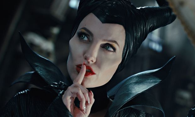 Maleficent review – Angelina Jolie adds vinegar to salty Sleeping Beauty spin-off