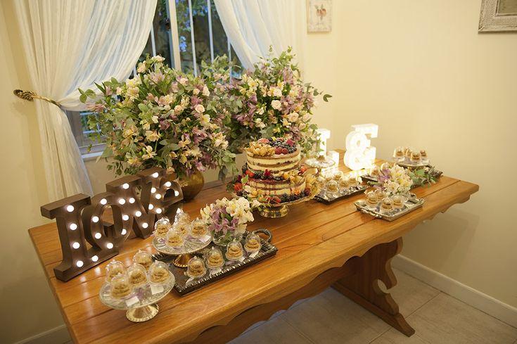 Casamento em casa: Lina + Elliot - Berries and Love